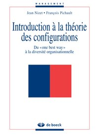 Introduction à la théorie des configurations