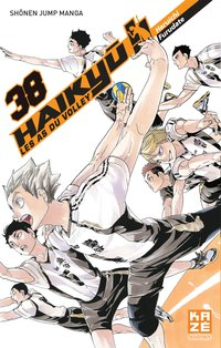 Haikyu - Les as du volley - Tome 38