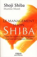 Martine Morel - Le management selon shiba