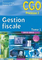 Gestion fiscale 2012-2013
