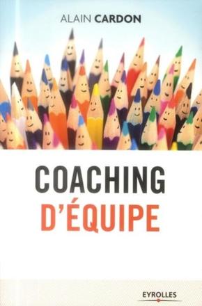 Alain Cardon- Coaching d'équipe