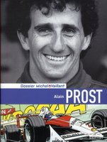 Michel vaillant - dossiers - Tome 12 - alain prost (luxe)