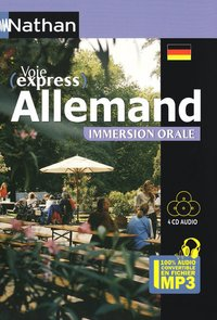 Voie express - Allemand - Immersion orale