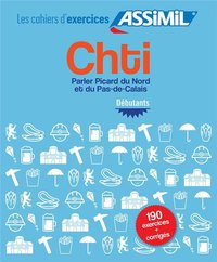 Cahier exercices chti debutant