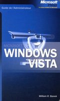 Windows Vista - Guide de l'administrateur