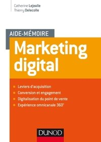 Aide-mémoire - Marketing digital