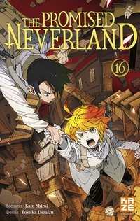 The promised neverland - Tome 6