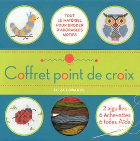 Coffret point de croix