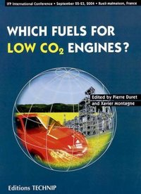 Which fuels for low CO2 engines?