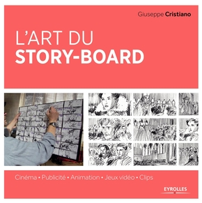 G.Cristiano- L'art du story-board