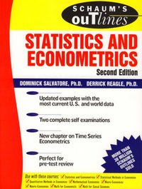 Schaum's Outlines of Statistics and Econometrics