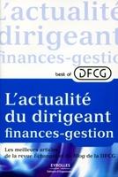 DFCG - L'actualité du dirigeant finances-gestion
