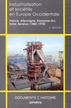 Industrialisation et sociétés en Europe occidentale