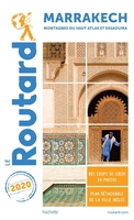 Guide du routard marrakech 2020