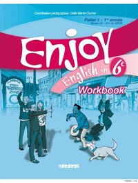 Enjoy English in 6e - Workbook