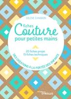 S.Chaignon - Fiches couture pour petites mains