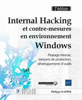 Internal Hacking et contre-mesures en environnement Windows