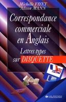 M.Fayet, A.Mann - Correspondance commerciale en anglais