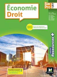 RESSOURCES + ; économie-gestion ; 2de-1re-terminale bac pro... - Librairie Eyrolles