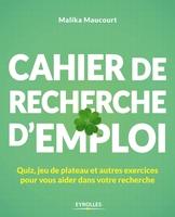 M.Maucourt - Cahier de recherche d'emploi
