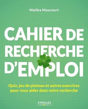 M.Maucourt- Cahier de recherche d'emploi
