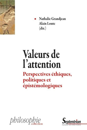 Valeurs de l'attention