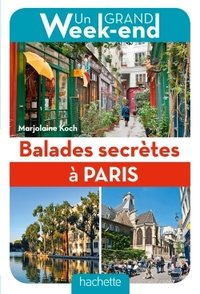 Balades secrètes à Paris