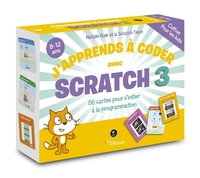 N.Rusk - Coffret J'apprends à coder avec Scratch 3