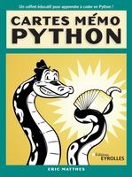 E.Matthes - Cartes mémo Python