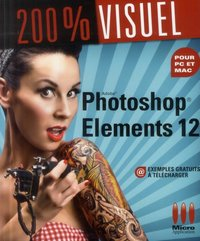 Photoshop Elements 12 200% visuel