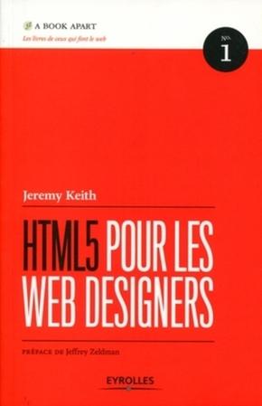 J.Keith- Html5 pour les web designers