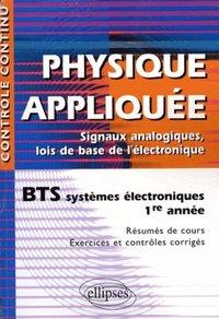 Livres Electronique Analogique Librairie Eyrolles