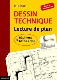 Dessin technique - Lecture de plan