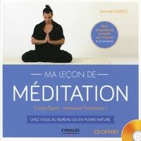 S.Ganes - Ma leçon de méditation