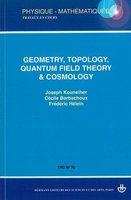 Geometry, topology, quantum field theory and cosmology