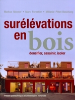 Surélévations en bois