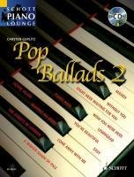 Pop ballads 2 piano +cd