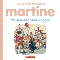 Martine au grand magasin