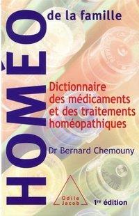 dictionnaire homeopathique