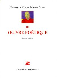 Oeuvre poétique - Tome 2