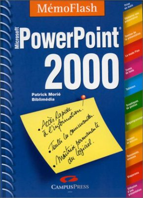 Memo Flash PowerPoint 2000