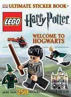 Lego harry potter, l'album d'autocollants : bienvenue a poudlard