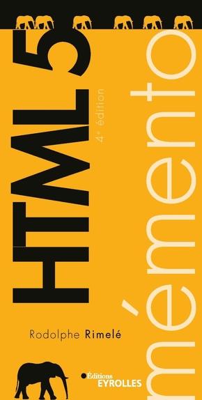 R.Rimelé- Mémento HTML 5