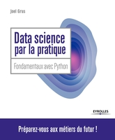 Joel Grus - Data Science par la pratique