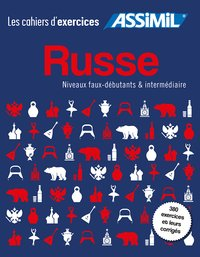 Coffret cahiers russe 1 + 2