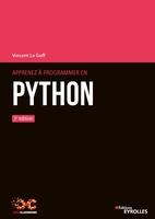 V.Le Goff - Apprenez à programmer en Python