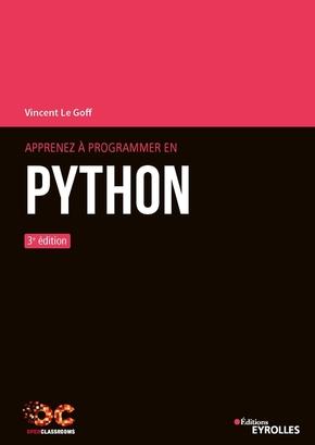 V.Le Goff- Apprenez à programmer en Python