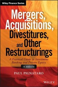 Mergers, acquisitions, divestitures, and other restructurings
