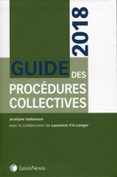 Guide des procédures collectives - 2018