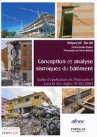 Jalil, Wolfgang; Jalil, Alain - Conception et analyse sismique du bâtiment